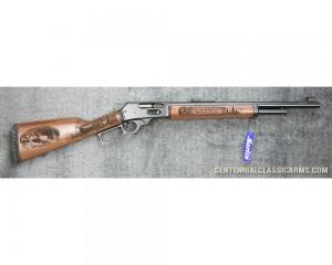 Wyoming 125th Anniversary Rifle