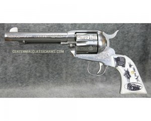 Wyoming 125th Anniversary Pistol