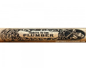 American Plumber Tribute Rifle
