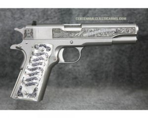 Tribute to the Second Amendment - Pistol