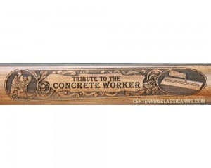 Tribute to the Concrete Worker