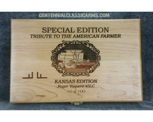 Tribute to  the American Farmer - Pistol