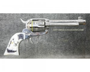 Idaho 125th Anniversary Pistol