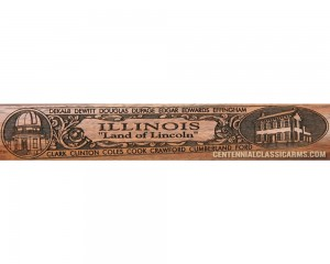 Illinois 200th Anniversary Rifle