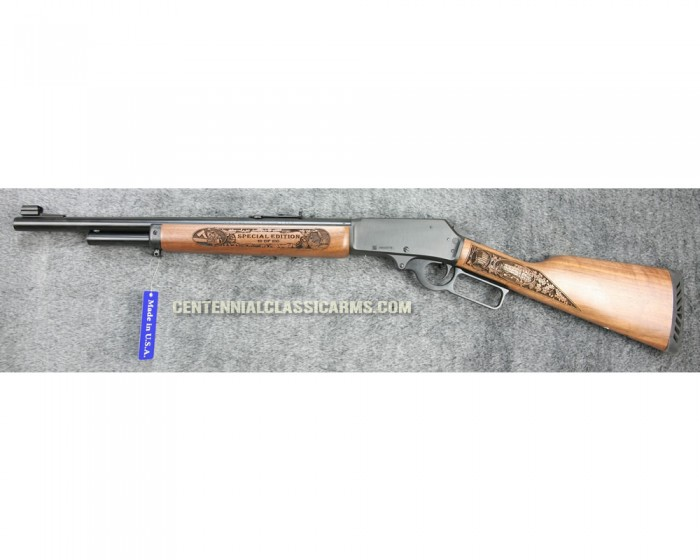 American Logger Tribute Rifle