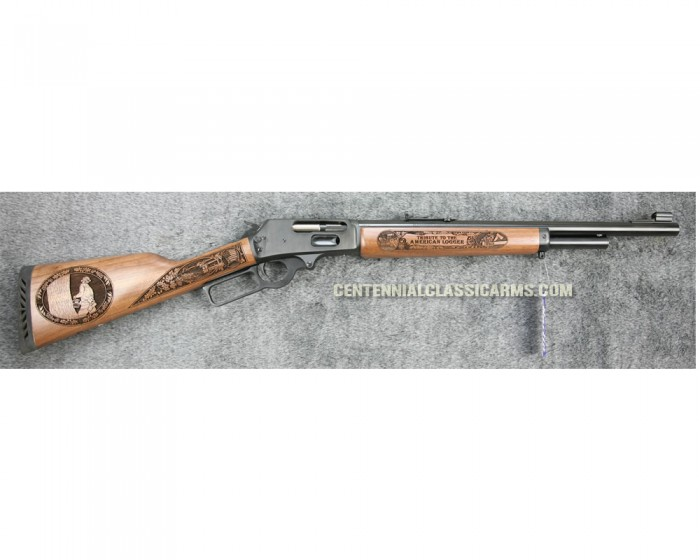 American Logger Tribute Rifle - Sold Out