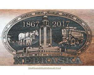 Nebraska 150th Anniversary Standard Model