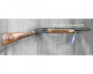 Bakken Shale Tribute Gun, Special Edition Marlin 1895G