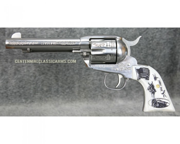 Wyoming 125th Anniversary Pistol