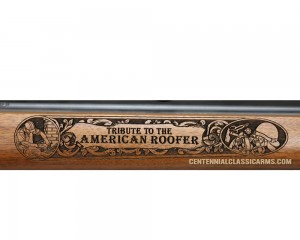Sold Out - American Roofer Tribute Rifle