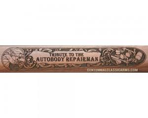 Tribute to the Auto Body Repairman