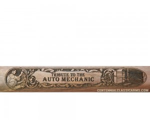 Sold Out -  Auto Mechanic Tribute Rifle