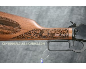 A Tribute to the American Cattleman - Rifle