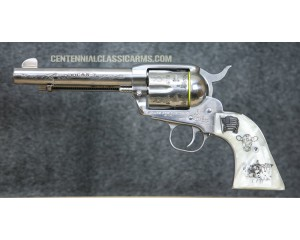 Tribute to the American Cattleman - Pistol