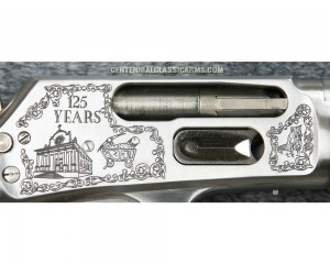 Sold Out - Idaho 125th Anniversary High Grade Rifle
