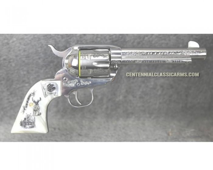 Illinois 20th Anniversary Pistol