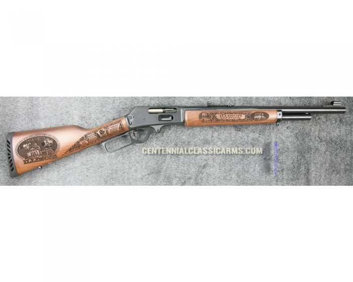 Sold Out - Illinois 200th Anniversary Rifle
