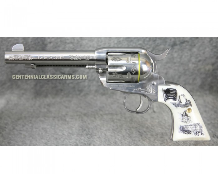 Tribute to  the American Logger - Pistol