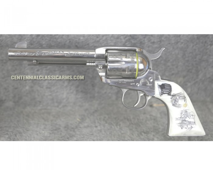Tribute to  the American Machinist - Pistol