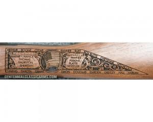 Nebraska 150th Anniversary High Grade Rifle