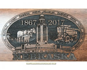 Sold Out - Nebraska 150th Anniversary Standard Model