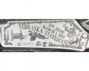 Sold Out - Nebraska 150th Anniversary High Grade Rifle