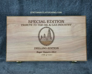 Sold Out - Tribute to the Oil & Gas Industry - Drilling - Pistol